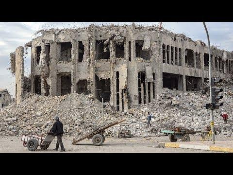 Иракский Мосул по-прежнему в руинах спустя два года после изгнания ИГИЛ