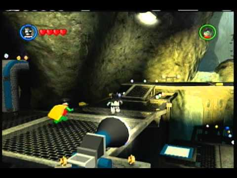 LEGO Batman: All Characters Unlocked - YouTube
