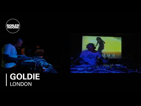 Goldie Boiler Room London DJ Set