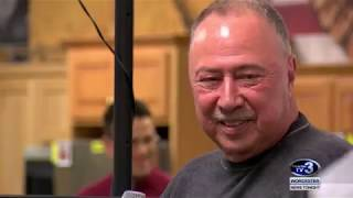 Jerry Remy Visits Percy's - April 10th, 2019