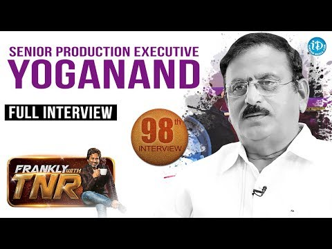 Next In Frankly With TNR - Full Interview #98 || Talking Movies With iDream