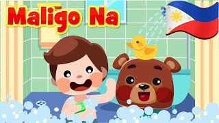 Maligo Na | Flexy Bear Original Nursery Rhymes & Filipino Song Awiting Pambata