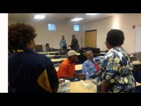 Interview with Dr. Frank McCain One of the A&T Four