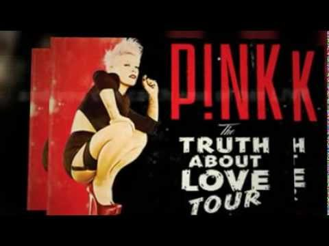 Pink Concert Tickets | The Truth About Love Tour