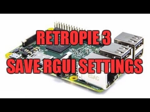 Specific retroarch emulator settings are being over written after i