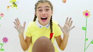 Nastya pretends to play with Artem - New Story Collection for Kids