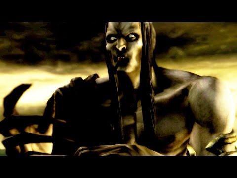 God of War Ghost of Sparta: Thanatos Final Boss Fight PS3 1080p 60fps