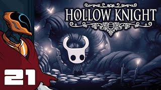 Let's play hollow knight - pc gameplay part 21 - the mantis village secret storehouse