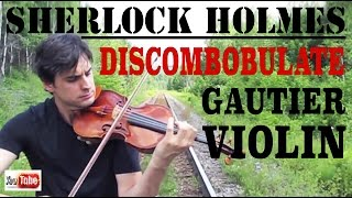 Sherlock Holmes Theme - Violin Cover