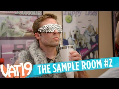 Hans wants the Cute Man   Sample Room #2