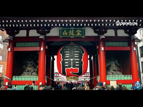 Asakusa Overview - The oldest neighborhood in Tokyo | One Minute Japan Travel Guide