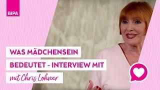 Was Mädchensein für Chris Lohner bedeutet – Das BIPA Interview