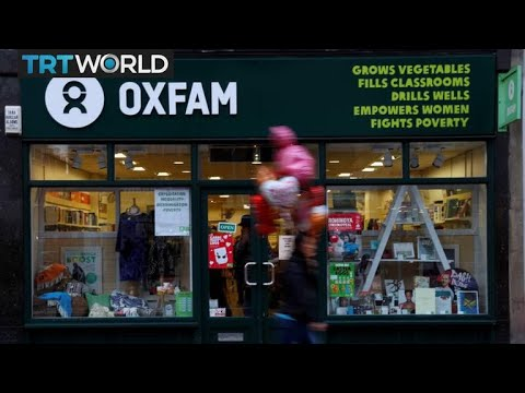 Oxfam accused of hiring prostitutes in Haiti while delivering aid
