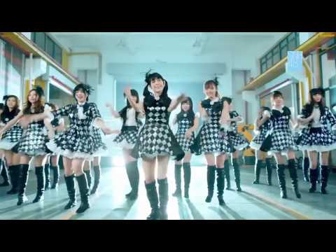 [MV] SNH48 Gingham Check 黑白格子裙