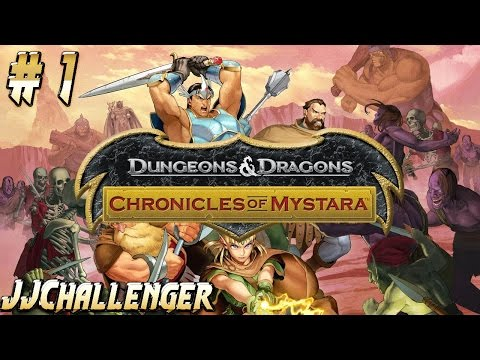 Dungeons & Dragons: Chronicles of Mystara #1 JJChallenger HD |