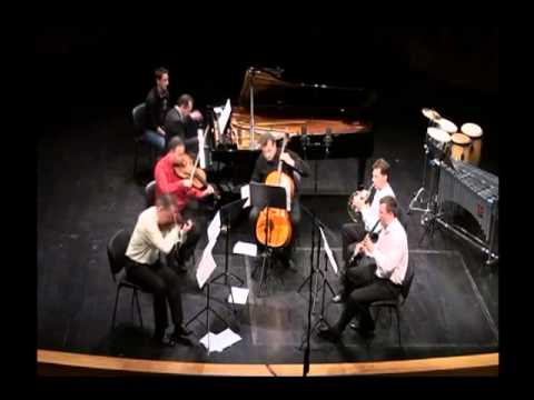 Dohnányi: Piano Sextet in C major, op. 37 - II.