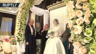 «Свадебный отряд» на страже традиций: в Чечне за проведением церемоний следят специальные группы