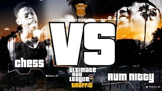 Chess vs Rum Nitty SMACK/ URL RAP BATTLE