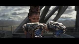Pantera Negra - Trailer Legendado