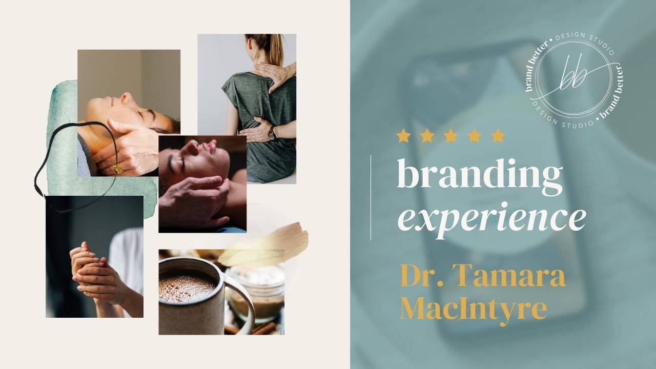 Dr. Tamara MacIntyre's Branding Experience - by Brand Better