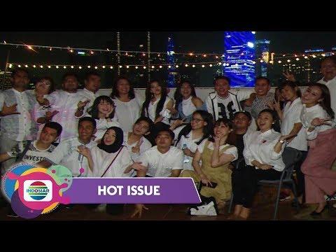 Serunya Reuni Alumni Liga Dangdut Indonesia Dan Sahabat Duta - Hot Issue Pagi