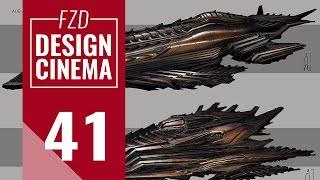 Design Cinema – EP 41 - Alien Spaceships