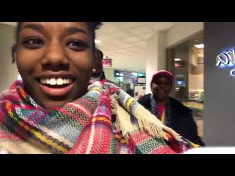 College Vloge: GMU Family Weekend | First Basketball Game of the Season | Trip to Maryland