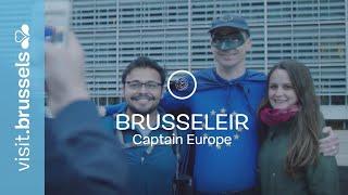 BRUSSELEIR  05: Captain Europe