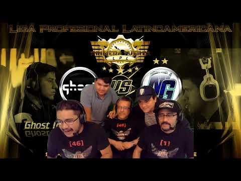 LPL GRAN FINAL *Ghost Gaming Vs New Goons*
