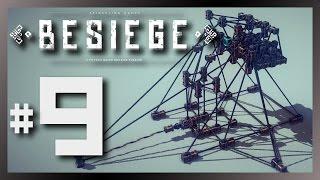 Besiege #9 - Extreme Range Trebuchet