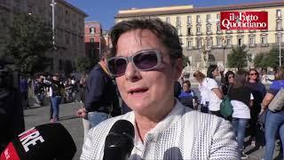 Whirlpool, operai in corteo per le vie di Napoli: