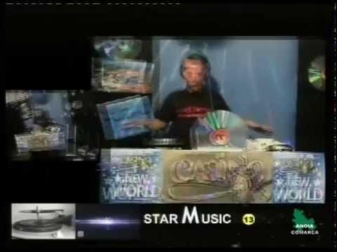 Dj PETTER MARTTOS directo in STAR MUSIC canal catala SESSION CALA LLONGA PLAYA