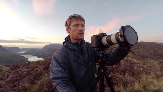 Landscape Photography On Locaton - Shoot & Wild Camping With Tips, Filters, Compostion & Hiking