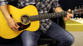 How To Play - Miranda Lambert - Over You - Acoustic Guitar Lesson - EASY