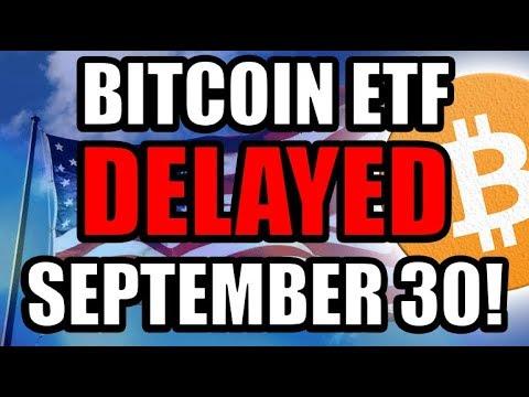 Cryptocurrency news bitcoin etf