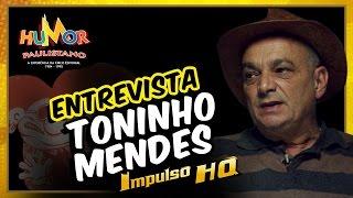 Toninho Mendes | Entrevista - Instituto Dos Quadrinhos - IMPULSO HQ