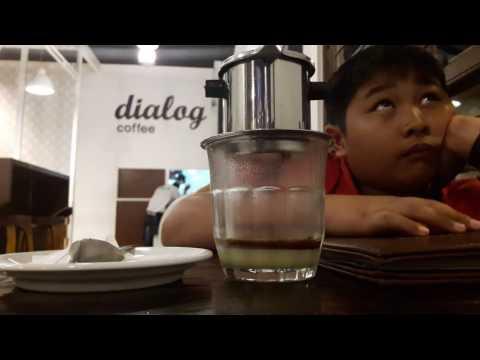 Vietnam coffee at Dialog Balikpapan Baru....