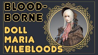 Podcast: The Doll with JSF (Bloodborne lore)