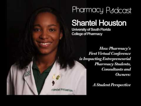 How Pharmacy's First Virtual Conference is Impacting Entrepreneurial Pharmacy Students,...