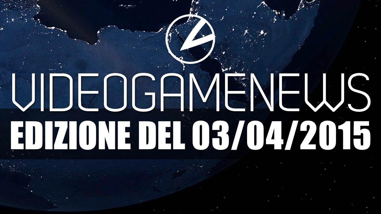 Videogame News - 03/04/2015 - Quantum Break - Nintendo Direct - Bloodborne