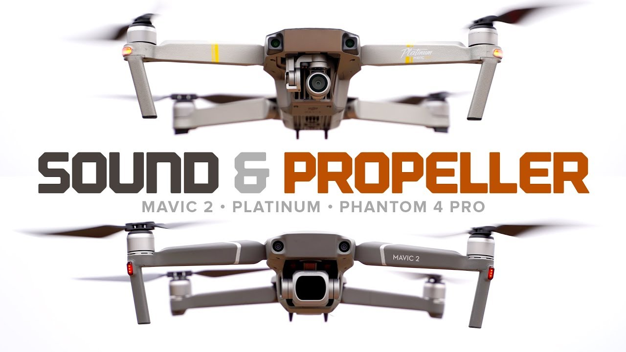 e2b8593dff0 DJI Mavic 2 Pro Sound and Propeller Test - YouTube