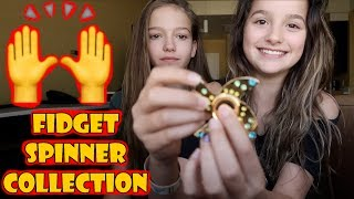 Our Fidget Spinner Collection 🙌 (WK 337.3) | Bratayley