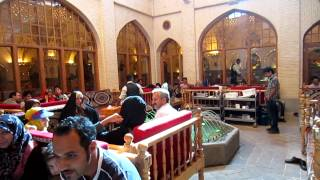 Ispahan   Isfahan   Esfahān   Restaurant   Delicious Food   Iran 2012