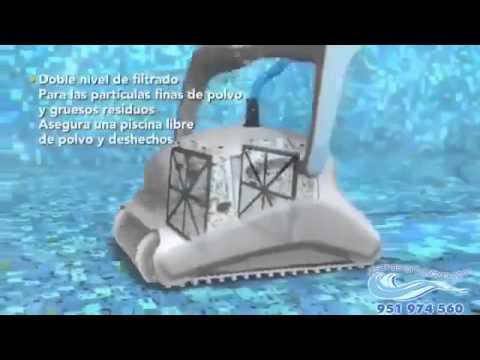 Robot Maytronics Dolphin Z3i Sistema Power Stream Www