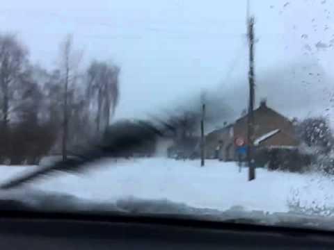 Drift Snow Ford Sierra