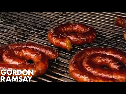 Gordon Eats Thai Spicy Sausage – Gordon Ramsay