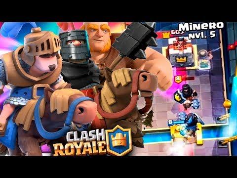 EL MEJOR MAZO con DOBLE PRINCIPE!! | Clash Royale | Rubinho vlc