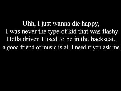 Hi Rez - The Thesis lyrics