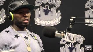 50 Cent Explains Why He Messes with Schoolboy Q+Kendrick Lamar