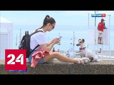 Курорты и здравницы ждут отдыхающих: как регионы возвращаются к обычной жизни - Россия 24